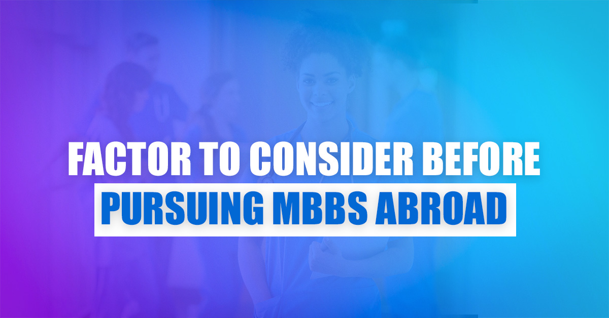studying MBBS abroad
