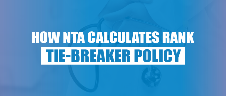 Rank Calculation and Tie-Breaker Policy