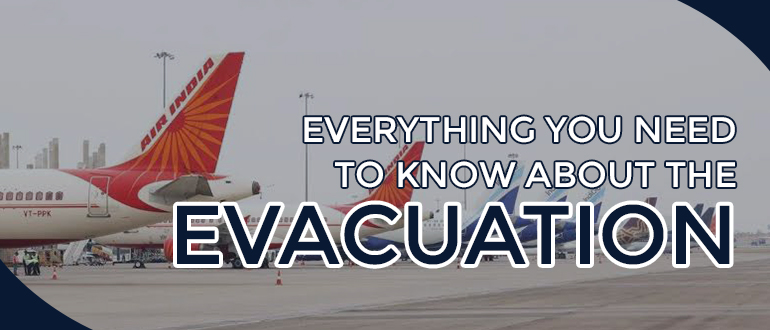 Everything you need to know about the evacuation