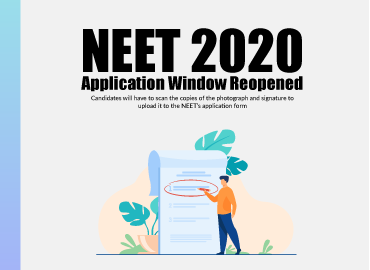 Correction Window of NEET 2020 Reopened