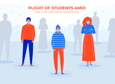 Plight of students amid COVID 19