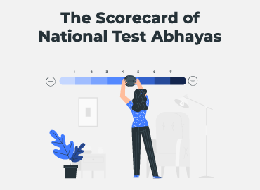 The Scorecard of National Test Abhayas