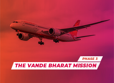 The Vande Bharat Mission phase 3