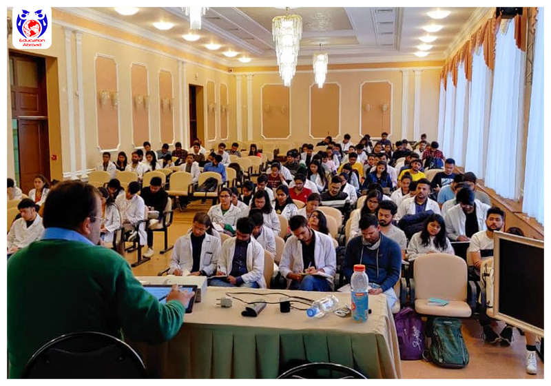 PSMU | MCI Coaching for MBBS in Russia