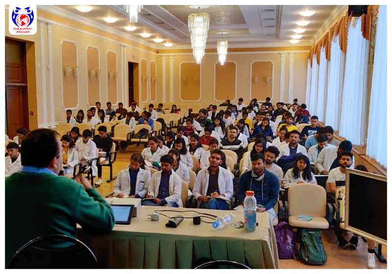 PSMU | MCI Coaching for MBBS in Russia | MBBS from Abroad