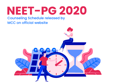 The Medical Council Committee (MCC) released the NEET 2020 PG Counseling Schedule!