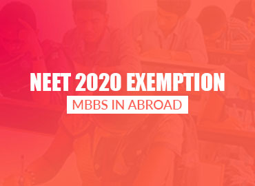 MBBS in Abroad : NEET 2020