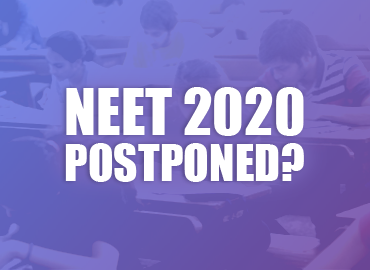 NEET to be further postponed?