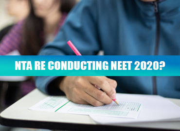 Re- conducting NEET 2020