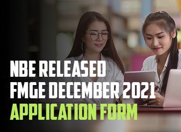 NBE announced the registration date and time for FMGE December 2021