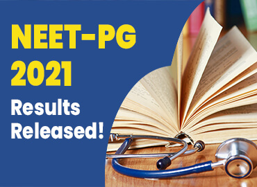 NEET-PG 2021 Results Released!
